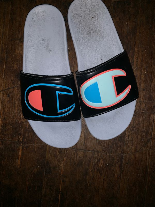 champion slippers size 8:5
