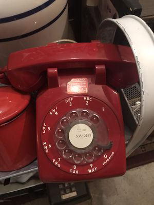 1950s dial phone $45 pick up in Canyon country crossposted MQ for Sale in Santa Clarita, CA