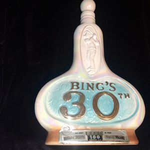 Vintage Jim Bean Bourbon Whiskey Decanter for Sale in Long Beach, CA