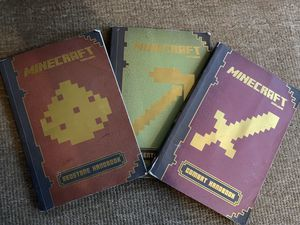 Minecraft books for Sale in Manassas, VA