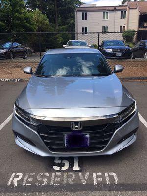 2018 Honda Accord Sport Sedan for Sale for Sale in Bellevue, WA
