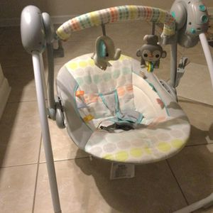 Baby Swing for Sale in Riverview, FL