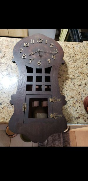 1908 Ramona sessions Antique vintage clock for Sale in Delray Beach, FL