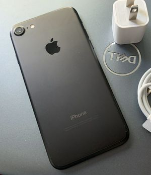 iPhone 7 128 GB: Excellent Condition, Factory unlocked. for Sale in Springfield, VA