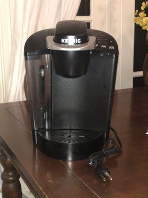 Keurig® K-Classic™ K55 Single Serve K-Cup® Pod Coffee Maker in Black for Sale in Atlanta, GA