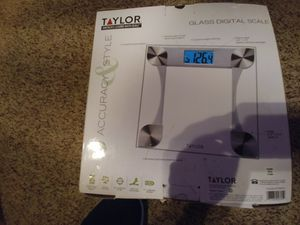 Taylor digital scale for Sale in Stamping Ground, KY