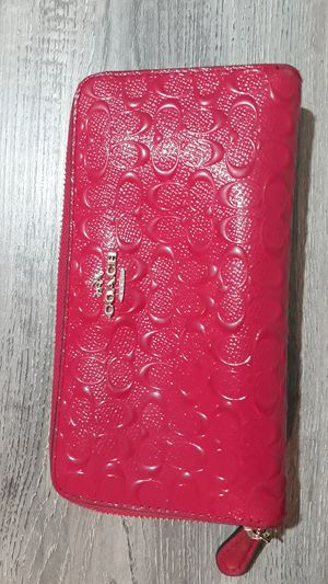 Coach wallet for Sale in Hesperia, CA