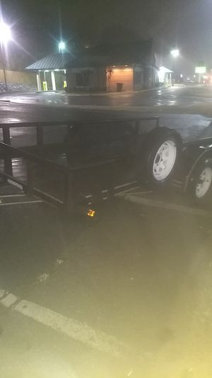Big Tex 16ft. Trailer brand new for Sale in North Little Rock, AR