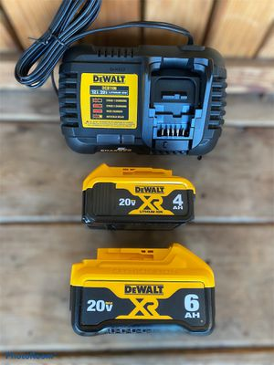 Dewalt 6amp & Batteries Combo 🚨All NEW! for Sale in Azusa, CA