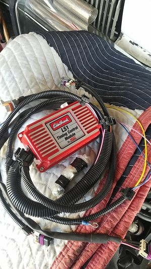 Edelbrock LS1 timing control Module By Msd for Sale in Santa Ana, CA