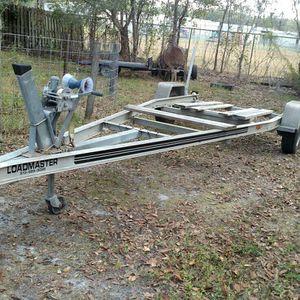 Load master Aluminum Boat Trailer for Sale in Zephyrhills, FL