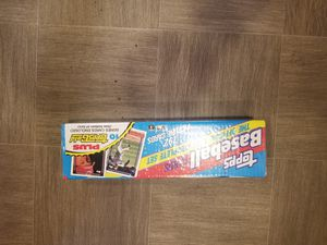 1992 topps baseball cards box unopened for Sale in Kent, WA