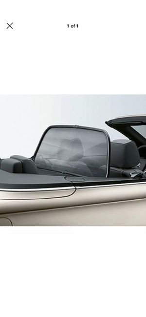BMW OEM 2004-2010 6 Series 645ci; 650i; M6 convertible wind deflector 54347151856 for Sale in Southwest Ranches, FL