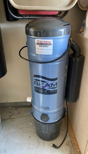 Beam serenity plus for sale. It is a little too small a motor for the size of my house. It is perfect for a home 2500 sq ft or smaller. for Sale in Star, ID