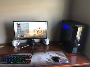 Gaming setup for Sale in Chicago, IL