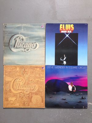 4 vinyl albums for 19$ for Sale in Gainesville, GA