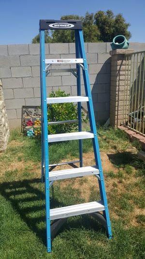 Werner 6ft ladder for Sale in Peoria, AZ