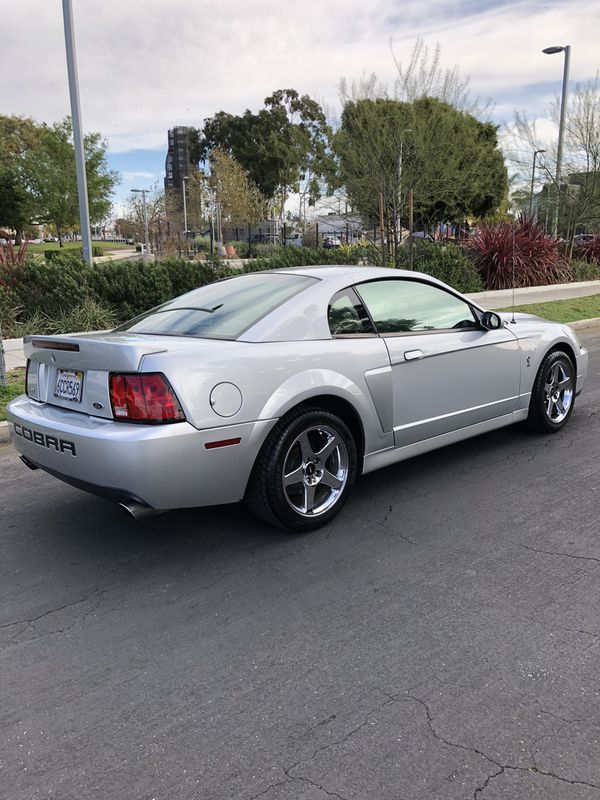 2004 Ford Mustang Cobra Terminator for Sale in Los Angeles ...