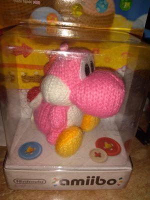 Nitendo Pink Yarn Yoshi for Sale in San Diego, CA