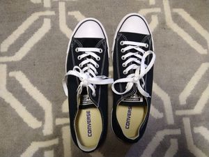 Black Converse Size 10 for Sale in Baltimore, MD