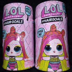 BRAND NEW! 2~ LOL SURPRISE! #HAIRGOALS SERIES 5 WAVE 2 for Sale in Huntington Beach, CA