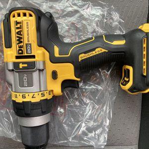Dewalt 20v Flexvolt Advantage Hammer Drill. Tool Only New! for Sale in Philadelphia, PA