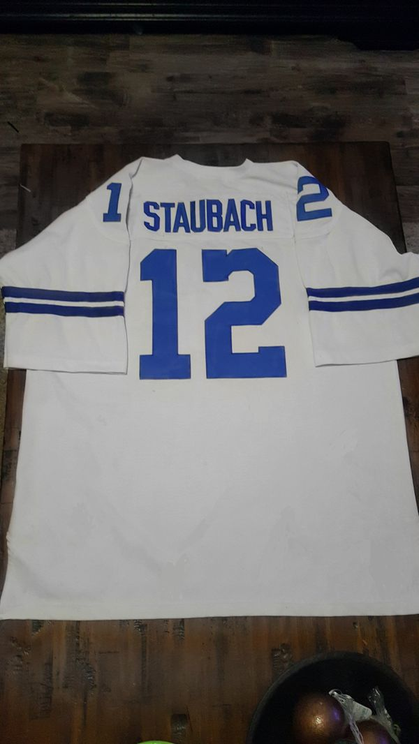 online retailer 10473 4009d 1975 Roger Staubach Jersey for Sale in Midland, TX - OfferUp