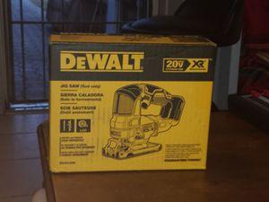 Dewalt lithium ion Jig saw for Sale in Fresno, CA