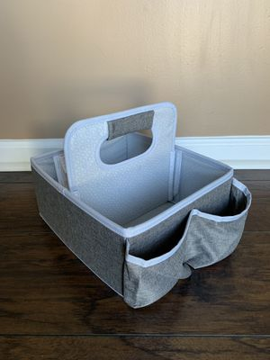Munchkin Diaper Caddy - Gray for Sale in Toms River, NJ
