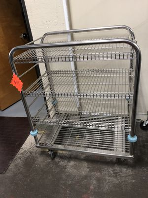 Metro Kitchen Carts on Wheels $99 for Sale in Portland, OR