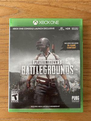 Battlegrounds - Xbox One for Sale in Aventura, FL