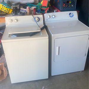 Washer Dryer for Sale in Menifee, CA