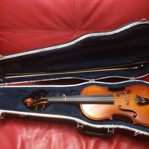 Killing Bucharest Romanian Fiddle 3/4 Violin Musical Instrument for Sale in Puyallup, WA