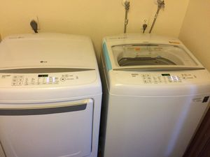 LG washer & dryer for Sale in South Salt Lake, UT