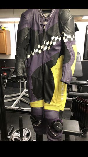 Motorcycle Gear Teknic leathers for Sale in Lockport, IL