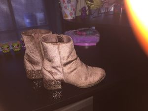 Girl Cute Boots for Sale in Durham, NC