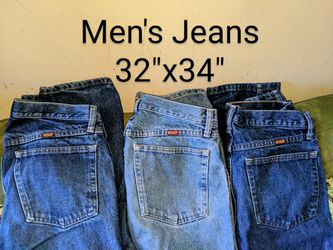 Men's Jeans 3 Pair for $25 for Sale in Grovetown, GA