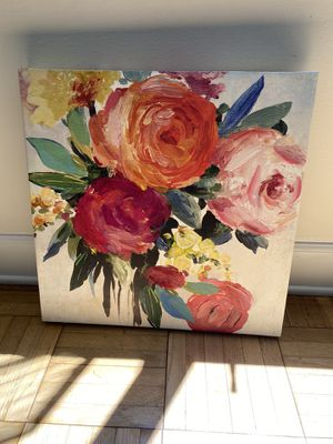 Oil canvas paintings for Sale in Los Angeles, CA