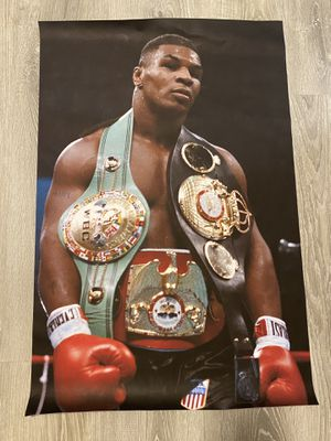 Mike Tyson Wall Canvas for Sale in Miami, FL