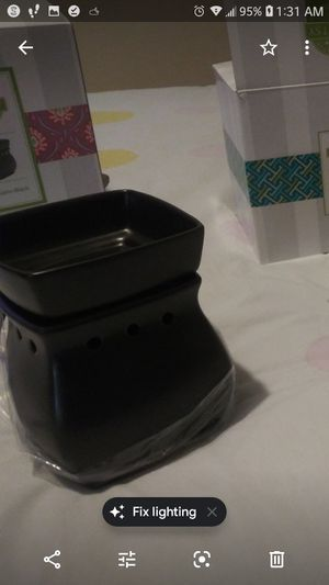 Black Scentsy warmer for Sale in Temple City, CA