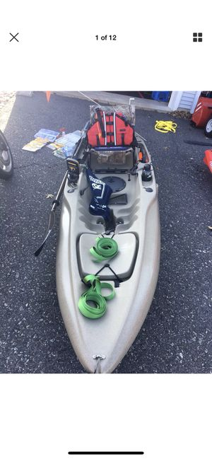 Hobie outback kayak for Sale in Cliffwood, NJ