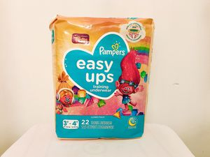 $7 Easy Ups Diapers for Sale in Pittsburgh, PA