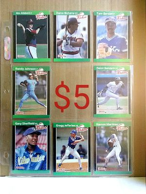 BASEBALL CARDS for Sale in South El Monte, CA