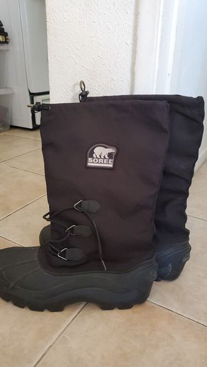Sorel Snow/Waterproof Boots (blizzard) for Sale in Long Beach, CA