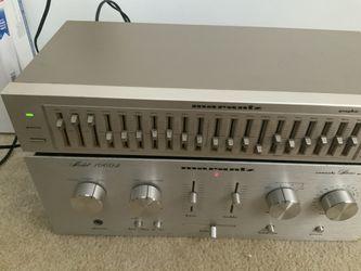 Marantz receiver&Equalizer for Sale in Huntersville,  NC