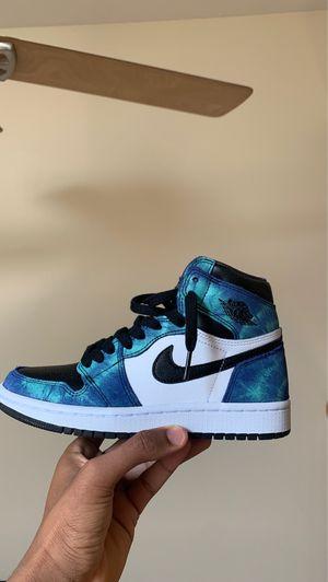 Jordan 1 Tye Dye size 5.5 for Sale in Alexandria, VA