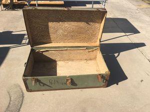 Foot locker storage box for Sale in Merced, CA