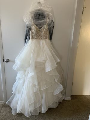 Wtoo Wedding Dress for Sale in Lake Oswego, OR