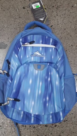 High Sierra Backpack New for Sale in Phoenix, AZ