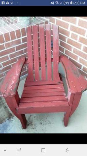 Antique Adirondack Chair for Sale in Tucson, AZ